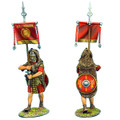 ROM021 Imperial Roman Vexillifer - Legio I Minervia by First Legion (RETIRED)