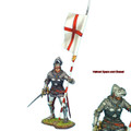 MED003 Thomas Strickland Esquire - Standard Bearer of St. George by First Legion