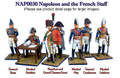NAP0030 Napoleon and the French Staff by First Legion (RETIRED)