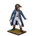 NAP0116 Guard Chasseur Officer in Greatcoat and Bicorne by First Legion (RETIRED)