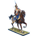NAP0125 Russian Akhtyrsky Hussar Trooper with Sword by First Legion (RETIRED)