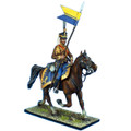 NAP0127 Russian Akhtyrsky Hussar Trooper with Lance by First Legion (RETIRED)