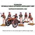 NAP0171B Russian 20lb Licorne Foot Artillery Set by First Legion (RETIRED)