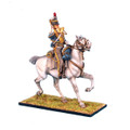 NAP0199 Great British 12th Light Dragoons Trumpeter by First Legion