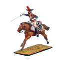NAP0246 French 5th Cuirassiers Trooper Charging by First Legion
