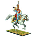 "NAP0419 2nd Dutch ""Red"" Lancers of the Imperial Guard Trumpete by First Legion"