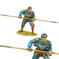 REN010 German Landsknecht with Pike by First Legion