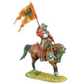 REN017 German Landsknecht Holy Roman Empire Standard Bearer by First Legion