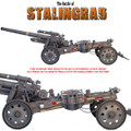 GERSTAL021A sFH 18 150mm Howitzer with Limber by First Legion RETIRED