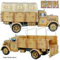 DAK011 Das Deutsche Afrika Korps Opel Blitz Truck by First Legion