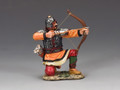 IC060  Kneeling Firing Archer by King and Country