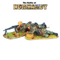NOR027 German Fallschirmjager MG42 Team by First Legion
