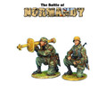 NOR033 German Fallschirmjager Panzerschrek Team by First Legion