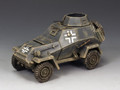 WS245 BA-64B Armoured Car (Captured German Version) by King and Country