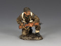 DD232 Kneeling with Rifle by King and Country