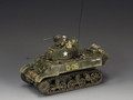 DD224 M3A3 Stuart by King and Country (RETIRED)