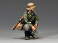 WS288 Kneeling Grenadier by King and Country