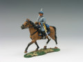 CW013 Mounted Officer by King and Country (RETIRED)