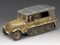 AK097 Sd. Kfz. 10 Ausf.B Demag by King and Country