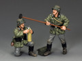 WS284 Coastal Gunners Set #1 by King and Country (RETIRED)