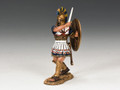 AG013.  Fighting Hoplite by King & Country RETIRED
