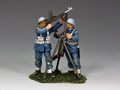 RAF065 Anti Aircraft Bren Gun Team by King and Country