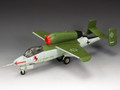 LW057 The Heinkel 162 Salamander LE250 by King and Country