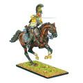NAP0434 Saxon Guard du Corps Trooper #4 by First Legion