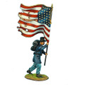 ACW071 2nd Wisconsin Volunteers Sergeant Standard Bearer by First Legion