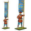 SAM032 Samurai Standard Bearer - Takeda Banner by First Legion