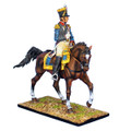NAP0455 French 45th Line Infantry Mounted Colonel by First Legion