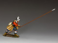 PnM002 Crouching Pikeman by King and Country