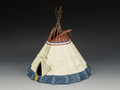 TRW064 Sioux Indian Tepee (Version #1) by King and Country