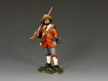 PnM019 Standing Musketeer by King and Country