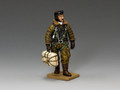 JN005 Imperial Navy Pilot with Parachute by King and Country