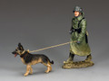 WS198 Feld Gendarmerie Dog Handler by King and Country