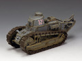 WS319 Renault FT-17 #121 LE150 by King and Country