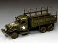 TP001 GMC CCKW 353 Truck by King and Country