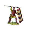 AG045 Persian Heavy Infantry Shield Bearer #1 by First Legion