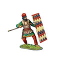 AG048 Persian Heavy Infantry Shield Bearer #3 by First Legion