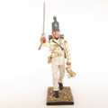 NAP007 British 43rd Foot Light Infantry Bugler by Cold Steel Min.
