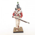 NAP008 British 43rd Foot Light Infantry Private Advancing by Cold Steel Min.