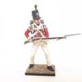NAP009 British 43rd Foot Light Infantry Private Defending by Cold Steel Min.