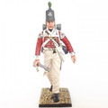 NAP011 British 43rd Foot Light Infantry Private At the Trail by Cold Steel Min