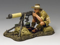 "EA094   ""Aussie Vickers Gunner"" by King and Country (RETIRED)"