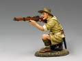 "EA096   ""Aussie Kneeling Firing"" by King and Country (RETIRED)"