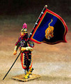 CA07  Marching Regimental Flagbearers Blue by King & Country (Retired)