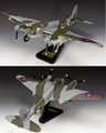 AIR080A DH Mosquito (with Machine Gun) LE3 by King and Country (RETIRED