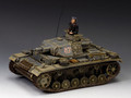 WH021. Pz. Kpfw. III Ausf. N by King and Country (RETIRED)