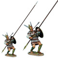 AG027  Macedonian Phalangite Wounded by First Legion